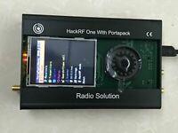 NEW PortaPack + HackRF One SDR + Metal Case +TXCO + Havoc Firmware Programmed