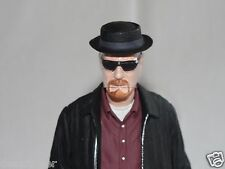 "Breaking Bad Heisenberg Walter White Action Figure 6"" Mezco New Loose"