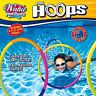 NEW Britz Wahu BMA641 Pool Party 4 POOL HOOPS - water course underwater swimming