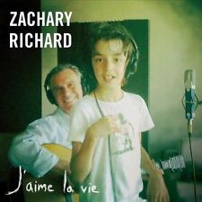 ZACHARY RICHARD - J'AIME LA VIE * NEW DVD