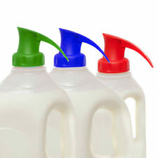 1x Red 1x Green 1x Blue TOPSTER MILK POURERS Fit Plastic Milk Bottle Tops 2387-1