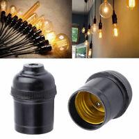8pcs E27 4A Light Bulb Lamp Holder Pendant Edison Screw Socket Cap SALE HOT L2G1
