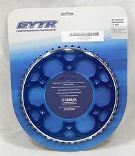 YAMAHA GYT-75339-48-BL REAR SPROCKET BLUE *NEW