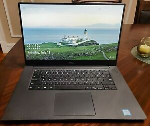Dell XPS 15 9550 FHD Laptop i7-6700HQ /8GB RAM / 256 SSD HD WIN 10 Home