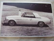 1964 STUDEBAKER HAWK GRAN TURISMO  11 X 17  PHOTO /  PICTURE
