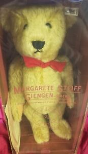 Steiff 100th Anniv of the Teddy Bear 1903 Papa Reprod  015343 LE#4618 MIB