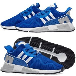Adidas EQT Cushion ADV Women's Sneakers Sport Shoes Trainers Blue/White (UK4.5)
