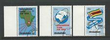 1984 Zimbabwe International Trade Fair set 3 Fine Used