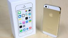 Nuovo di Zecca APPLE iPHONE 5S 16GB GOLD Factory Smartphone Sbloccato
