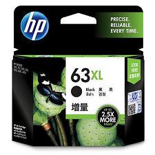 HP 63XL Black Ink Cartridge (F6U64AN)