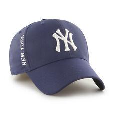 MLB New York Yankees Casquette Basecap MVP Momentum Bleu Marine Logo de Baseball