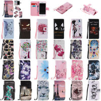 For Samsung Galaxy S9 S9 Plus Stand Magnetic ID Wallet Leather Flip Case Cover