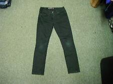 """Principles By Ben De Lisi Slim Jeans Size 8 Leg 26"""" Black Faded Ladies Jeans"""