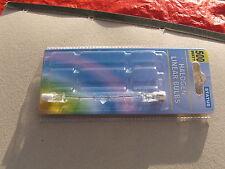 500 W Halogène Spotlight Bulb NEW r7s linéaire Fitting ** négocier ** Entièrement neuf dans sa boîte