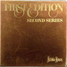 "RARE 4 LP FELT BOX RCA NEIMAN-MARCUS ""First Edition"" 2nd SERIES DMM4-0260"