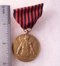 Belgium Volunteer Service Medal