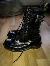 SUPER RARE 1a80 Doc Martens boots (BLACK/NOIR)/size: 40.5 (7 UK/9 US)