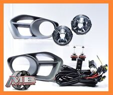 FIT 2011-2014 Murano Fog Light Lamp Clear Bulb+Wiring Harness+Relay+Switch- KIT