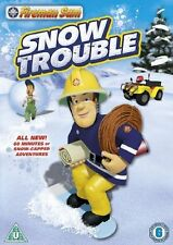 Fireman Sam - Snow Trouble (DVD, 2012)  Brand new and sealed