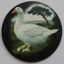 Goose - Coaster - Welsh Slate