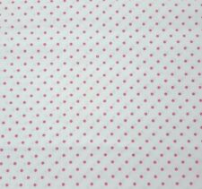 Friendship Tea BTY Indigo Junction Red Rooster Pink Polka Dots Off-White