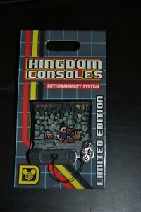 Pin Of The Month Kingdom Consoles DuckTales Nintendo Disney Pin LE FREE SHIP!