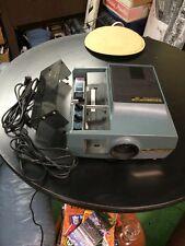 Sawyer Grand Prix 570 AF Slide Projector 4inch F/3.5 Lens vintage