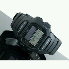 Casio Men's solar Digital sport 5 Alarm watch.