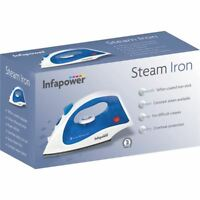 INFAPOWER DRY STEAM IRON 1400W (MODEL NO. X601)