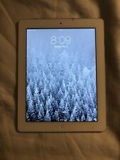 Apple iPad 2 16GB, Wi-Fi + Cellular (AT&T), 9.7in - White (Original Owner)