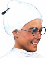 Morris Costumes Women's Historic Colonial Lady White Wig One Size. CA72
