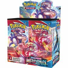 Pokémon Sword & Shield Battle Styles Booster Box Sealed 36 Packs