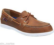 Men's Sebago Liteside Two Eye Light Brown/White Deck Shoes XMAS CHRISTMAS GIFT