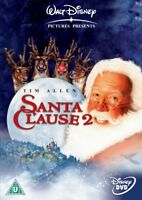 Babbo Natale Claus 2 DVD Nuovo DVD (BED888761)