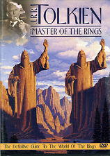 J.R.R. Tolkien: Master of the Rings (DVD) **New**