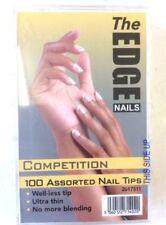 Tips metallici nail art per ricostruzione unghie