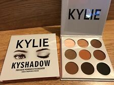 bronze eyeshadow palette 9 colour bnib uk seller