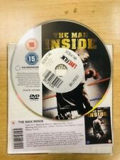 THE MAN INSIDE (DVD, 2011) DISC ONLY