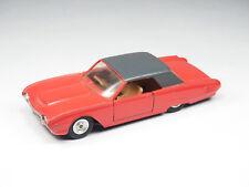 Solido - Ref 128 - Ford Thunderbird rose toit gris foncé Rare France