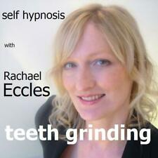 Stop Teeth Grinding Hypnosis CD for Bruxism Relaxed Jaw Hypnotherapy (CD)
