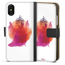 Apple iPhone x bolso funda flip case-Cenicienta Dream