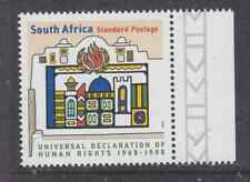 South Africa 1998 Human Rights  1v ** mnh (A1109)