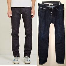 Naked And Famous Slub Selvedge Stretch 31x34 Worn Once