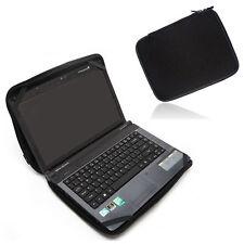 """Black 17"""" Laptop Sleeve Bag Case Cover For 17.3 17.4"""" HP Dell Acer Lenovo Laptop"""