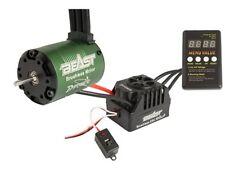 D-Power BEAST Combo RACE, 4P 3650-4350KV BL Motor & 60A BL ESC - BA365002C