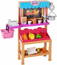 Mattel Fjb27 Barbie - Negozio di alimentari