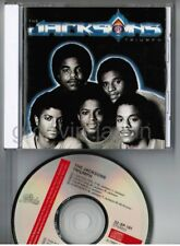 THE JACKSONS Triumph JAPAN CD 32.8P-181 MICHAEL JACKSON 1986 1st issue 3,200JPY