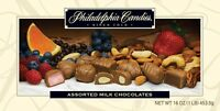 Philadelphia Candies Assorted Milk Boxed Chocolates, 1 Pound Gift Box