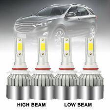 Combo 9005 9006 3200W 480000Lm Led Headlight Kit High Low Beam Bulbs 6000K White
