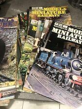 More details for job lot  vintage history of model & miniature railways magazine. parts 1-45